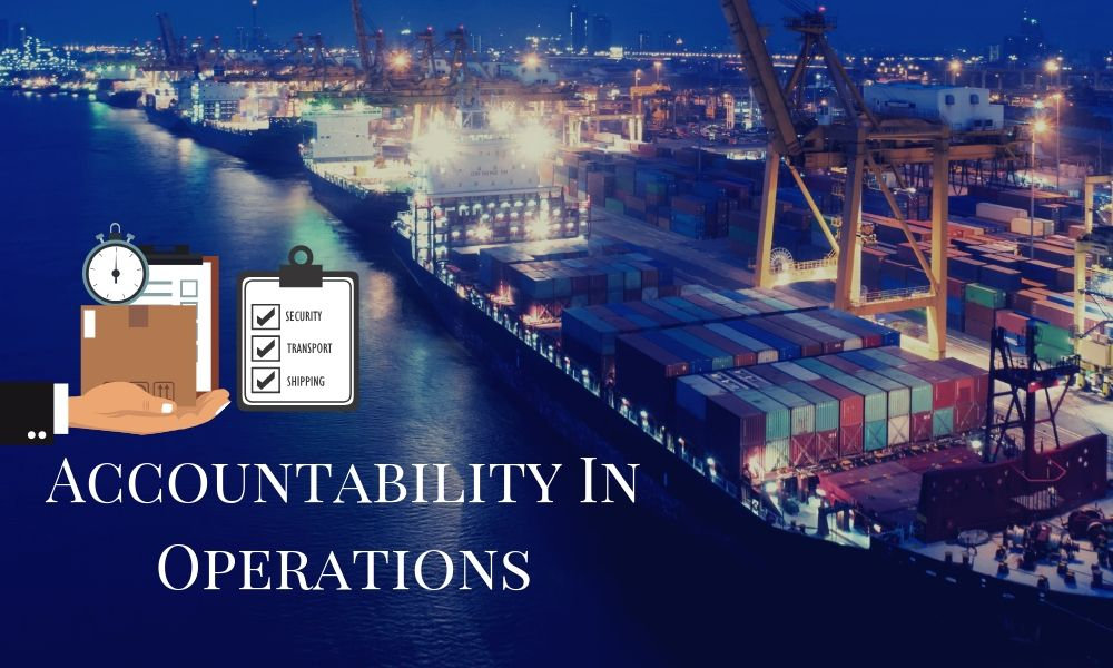 Accountability in Operations