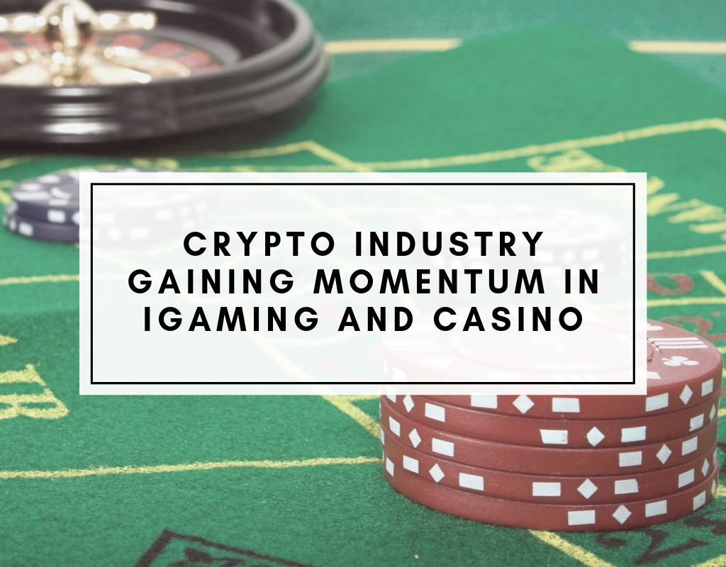 Crypto for casinos and iGaming
