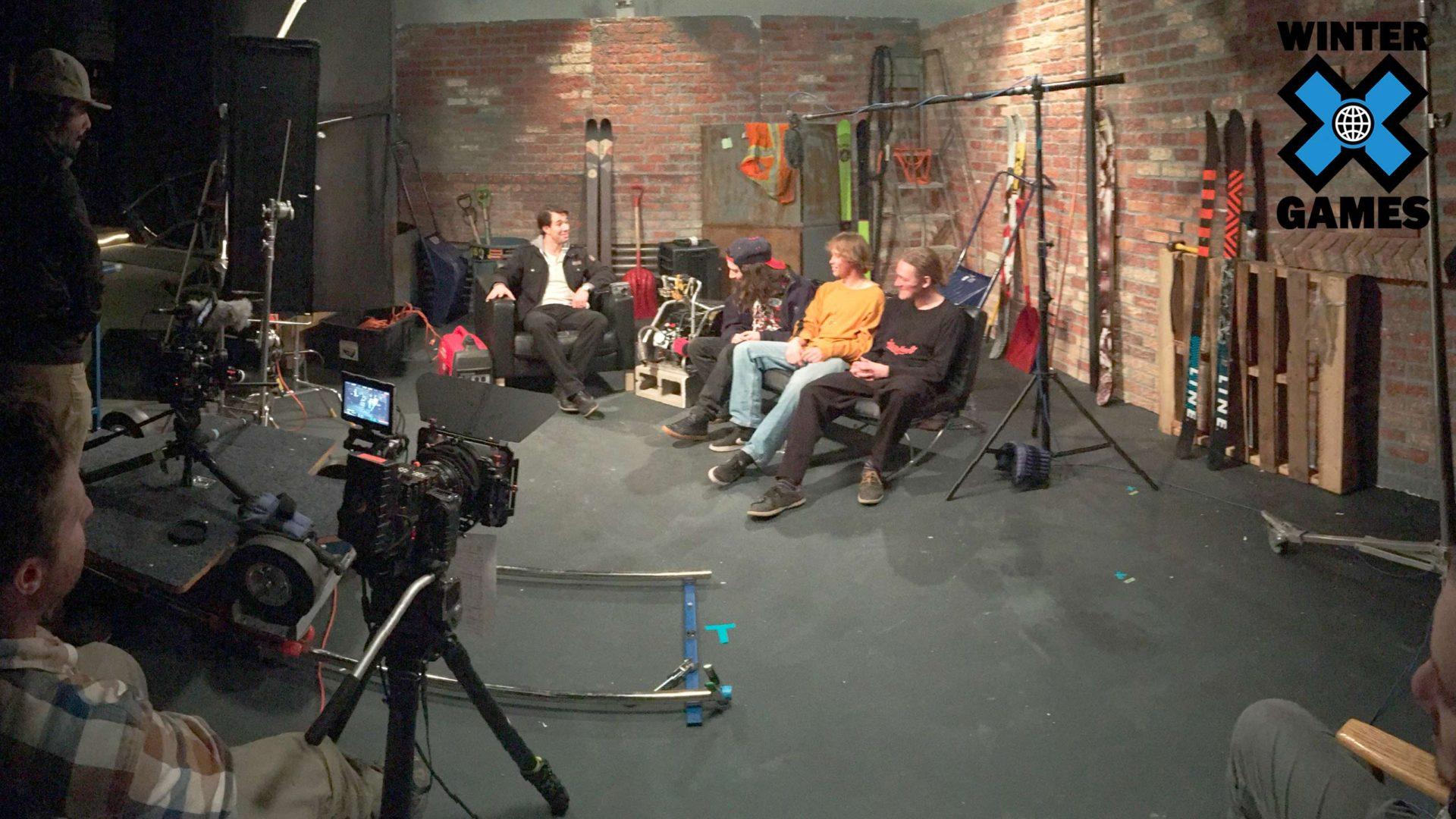 x games set at skytheory interviews