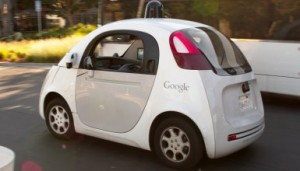 Google auto pilot car may soon be available on Ford vehicles