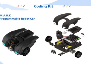 'Seeed studio' -'MARK – Make A Robotic Kit'  – STEM Toy to helps learn and build toys using Artificial Intelligence