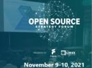Open Source Strategy Forum New York. (Tue, Nov 9 – Wed, Nov 10)