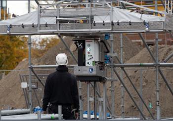 KEWAZO's LIFTBOT -DIGITIZING CONSTRUCTION WITH ROBOTICS AND DATA