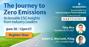 Upcoming Webinar: The Journey to Zero Emissions