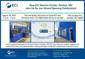 New ECI Dunbar Service Center – Grand Opening Event!