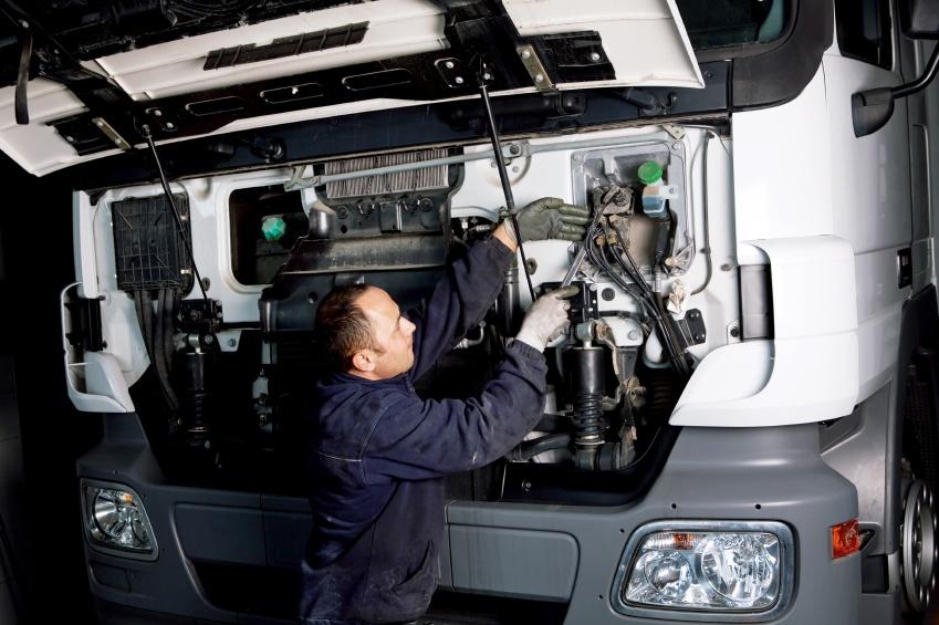 Fleet Management, Truck Repair