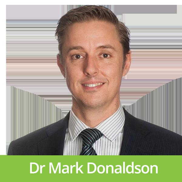 Dr Mark Donaldson