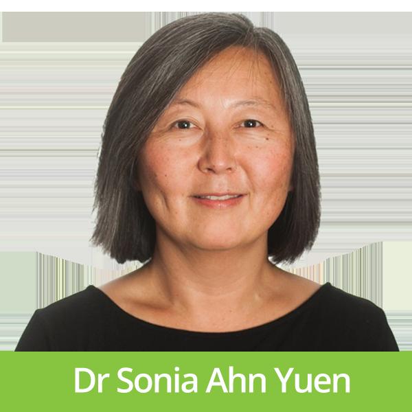 Dr Sonia Ahn Yuen