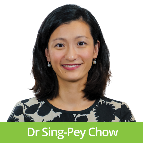 Dr Sing-Pey Chow