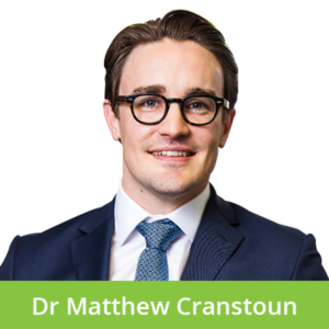 Dr Matthew Cranstoun