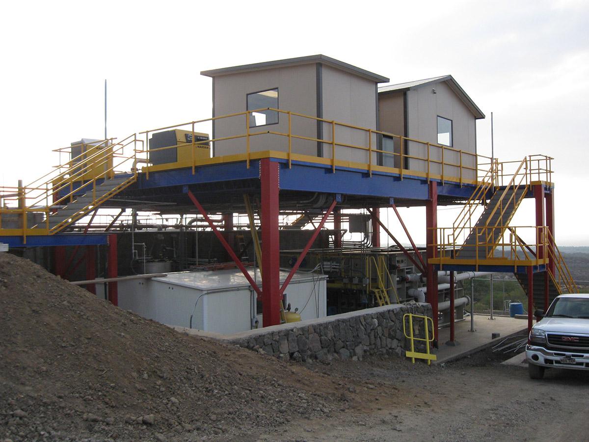 Mezzanines & Industrial Platforms