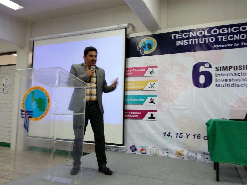 Dr. Guillermo Mejía Córdova Conferencia 3
