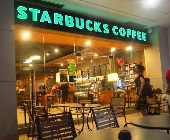 Café del Starbucks