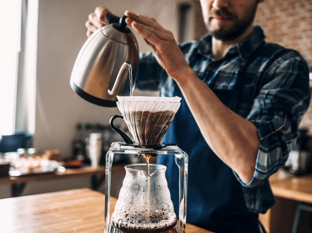Método de hacer café