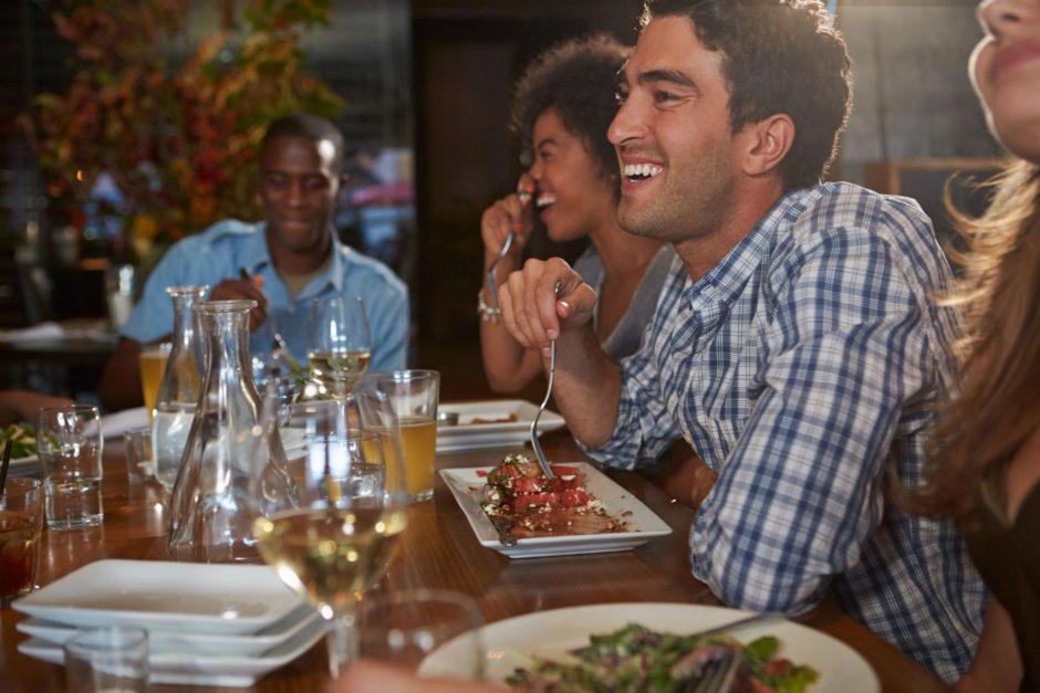 Gastos en restaurantes