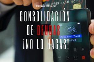 Consolidacion de deudas