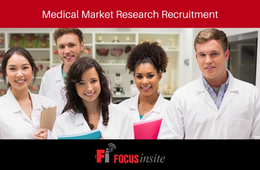Medical Market Research Recruitment