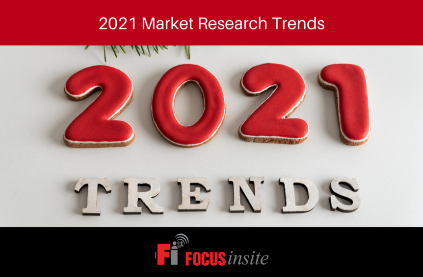 2021 Market Research Trends