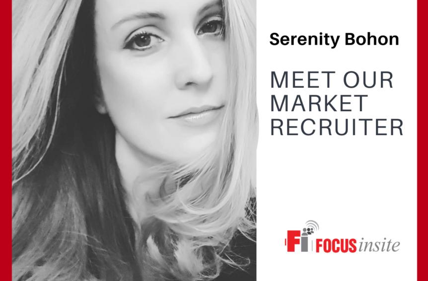 Meet Our Market Recruiter — Serenity Bohon