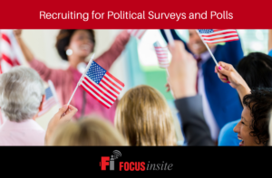 Recruiting for Political Surveys and Polls