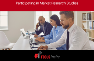 Participating in Market Research Studies