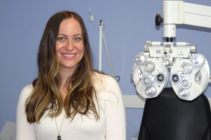 Therapeutic optometrist sees lake clearly now