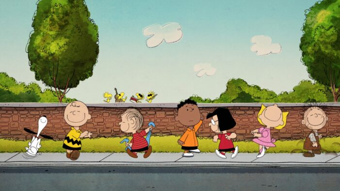 Cue the happy dance: The 'Peanuts' gang returns