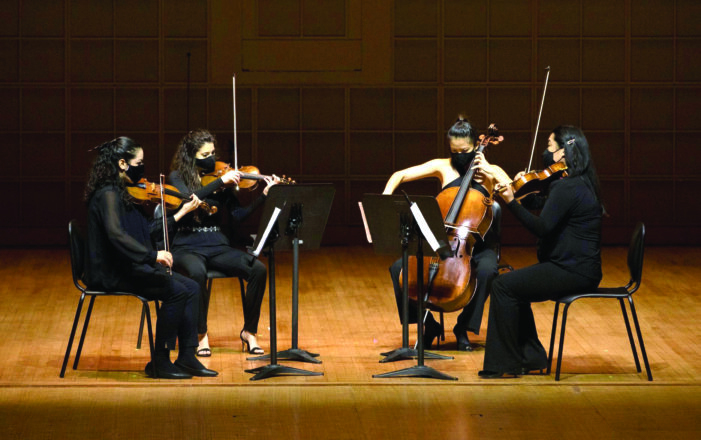 Orchestra offering trip through time
