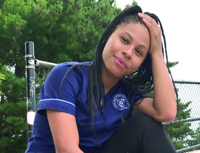 Skateboarding nurse is 'gnarly' and nice