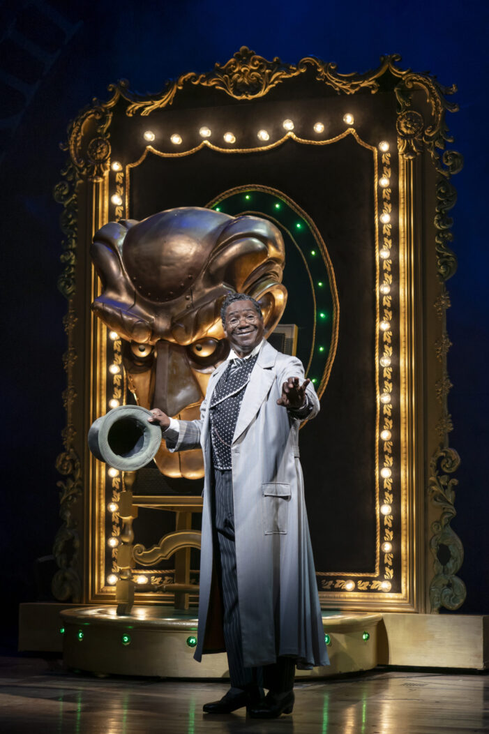 'Wicked' actors polished, natural
