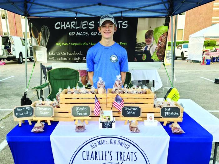 Charlie's Treats wins People's Choice