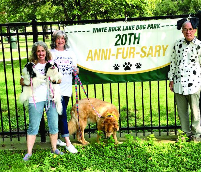 Devoted volunteers celebrate 20 years!