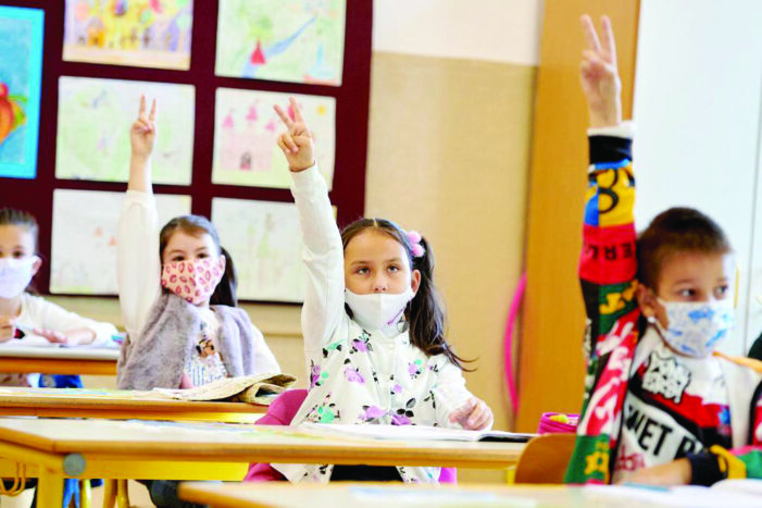 Helpful hints may ease school year jitters