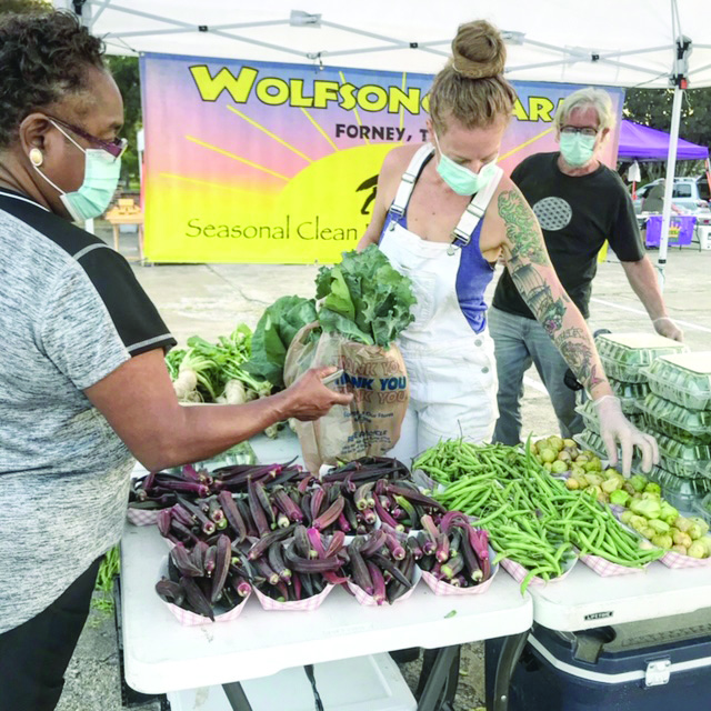 Markets improving food access for all