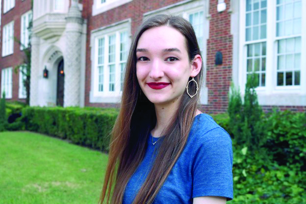 Student advocates for more poetry