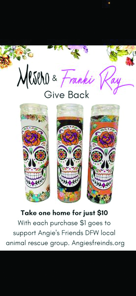 Rescues benefit from candle sales