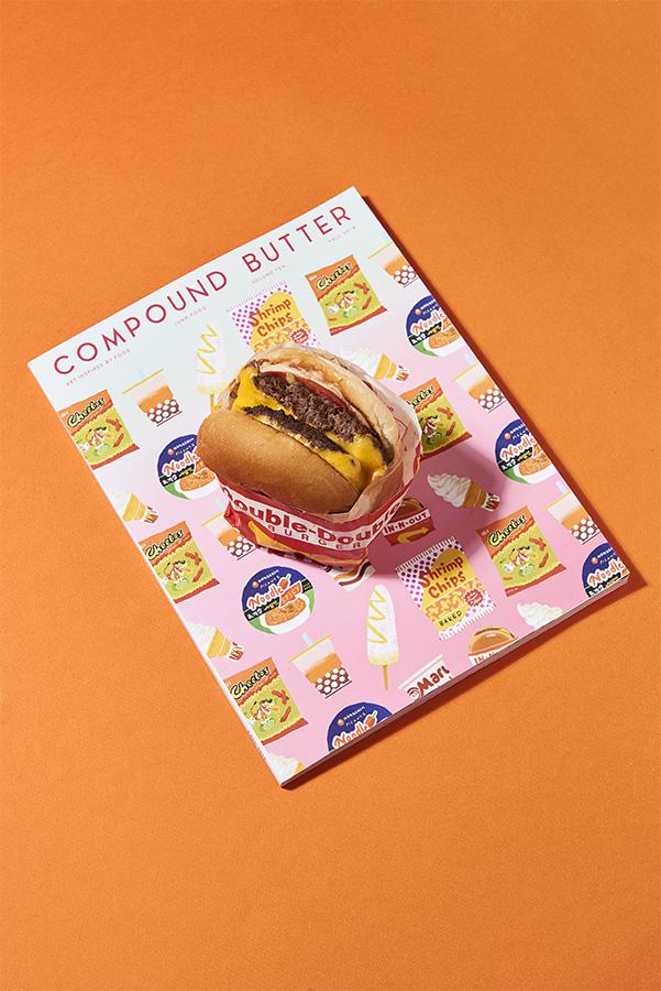 Yasara Gunawardena – Compund Butter – Junk Food – Double Double copy
