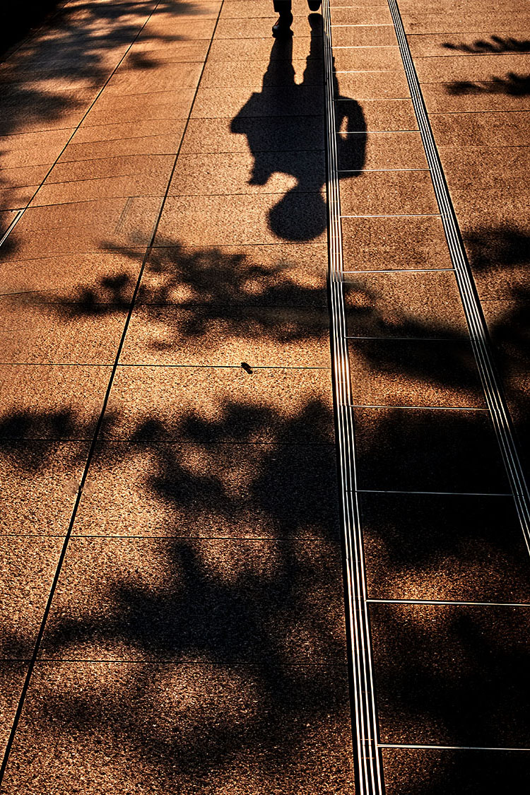 Yasara Gunawardena – Japan – Tokyo – Street Shadows Sunset