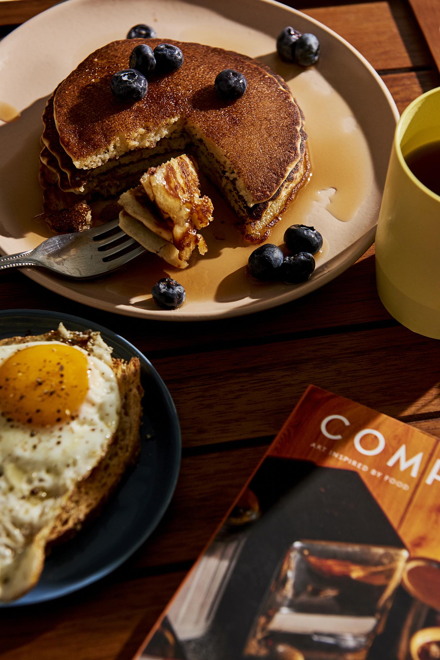 Compound Butter – Comfort Issue – B&B – Pancake – Yasara Gunawardena