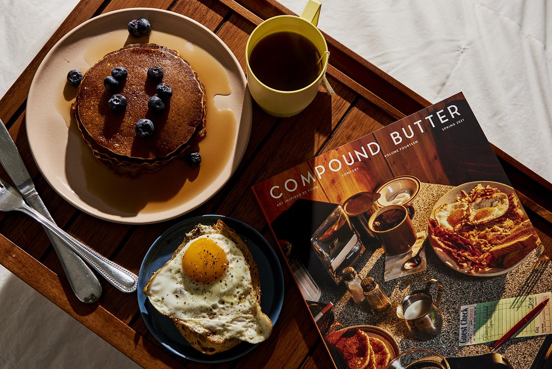 Compound Butter – Comfort Issue – B&B – Yasara Gunawardena