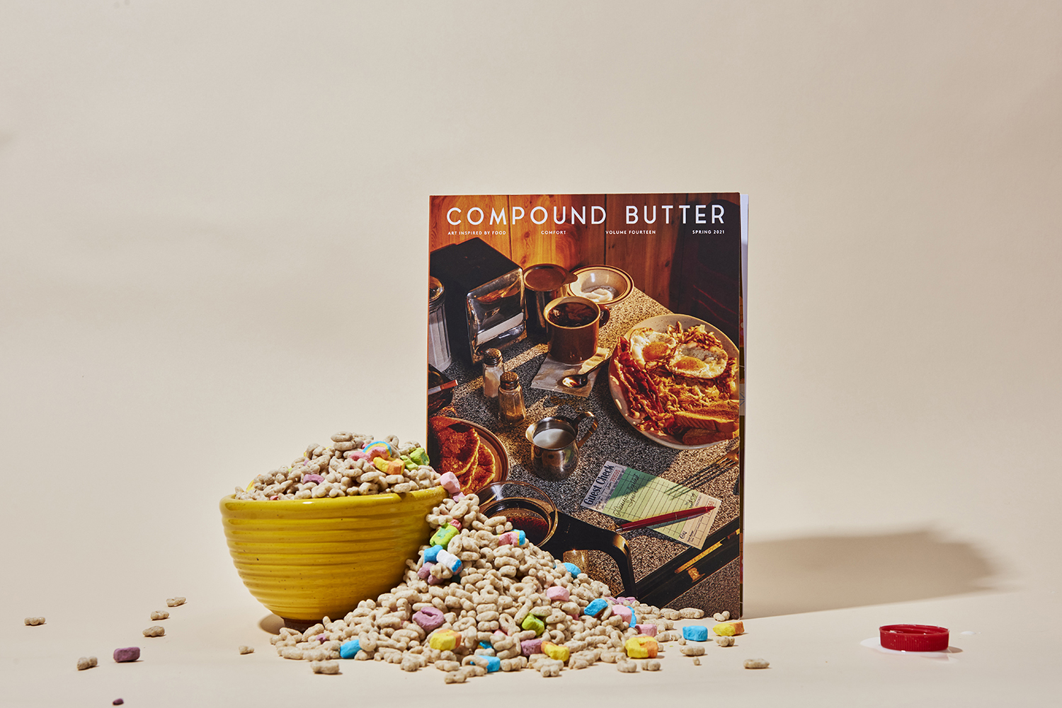 Compound Butter – Comfort Issue – Cereal Wide – Yasara Gunawardena