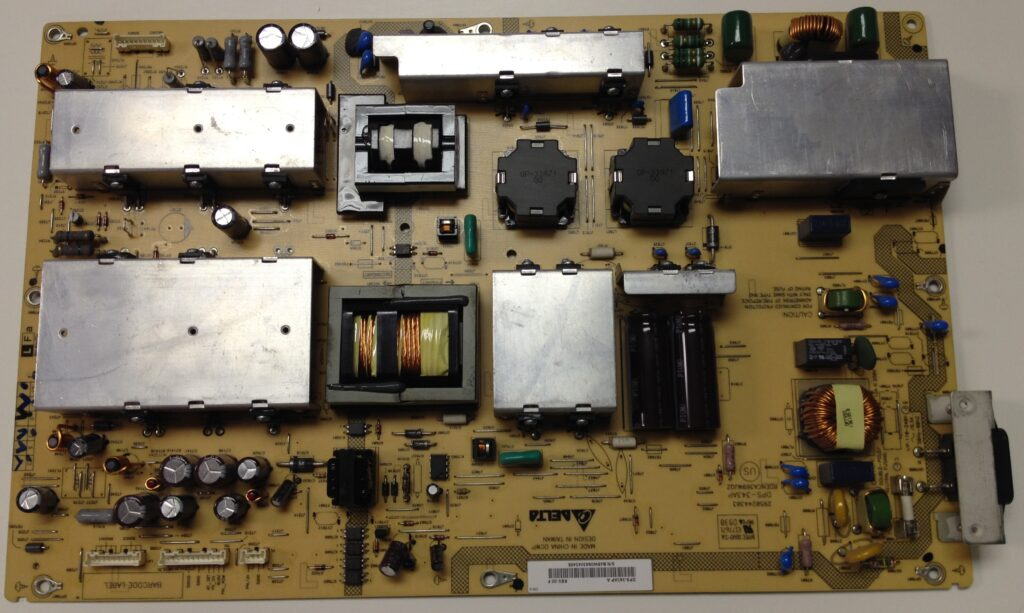 Sharp Main Board