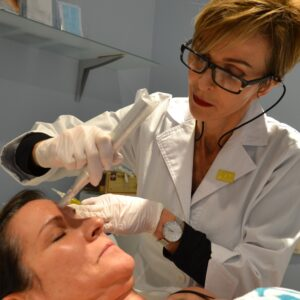 PRP with micro-needling at TH Medical Aesthetics