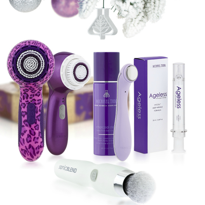 Michael todd beauty soniclear christmas deals by beauty after forty