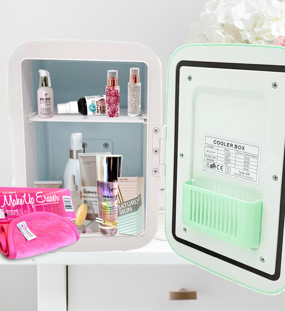 The Top Benefits Of A Skincare Fridge By Beauty After Forty