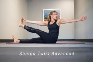 seated twist advanced 2