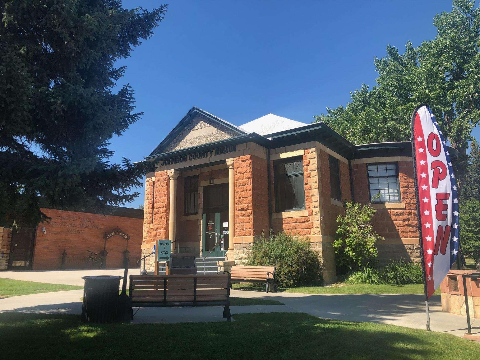 Jim Gatchell Memorial Museum Buffalo Wy