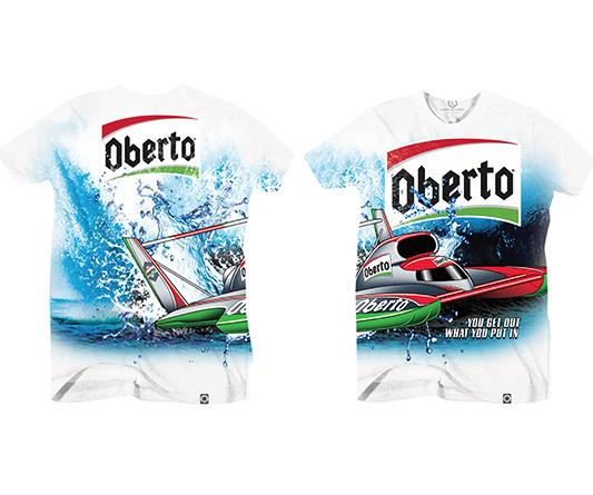 Oberto Custom Products