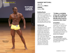 TEARING IT UP IN TEXAS! FIVE OF THE FINEST PHYSIQUES IN THE LSS