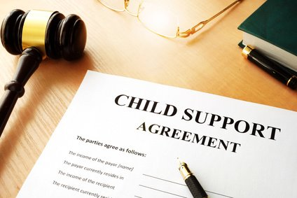 CHILD SUPPORT LAWYER AGREEMENT